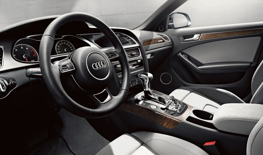 Settle Into The 2015 Audi A4 ...