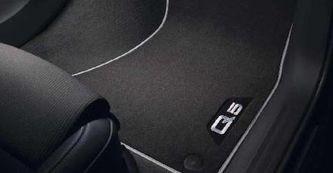 Audi accessories near Orange County