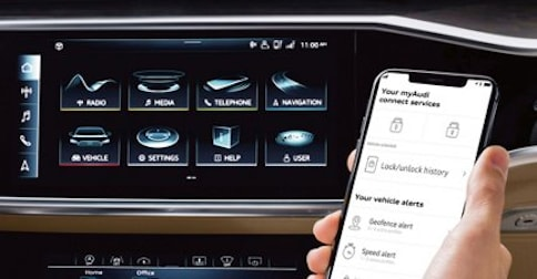 Does The 2019 Audi A6 Have Keyless Entry?