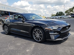 new 2019 Ford Mustang Ecoboost Coupe in Live Oak