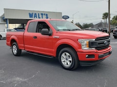 new 2018 Ford F-150 XL Truck SuperCab Styleside in Live Oak