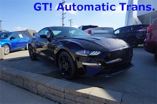 New 2019 Ford Mustang GT Coupe 1FA6P8CF8K5176536 for sale in Cincinnati, OH