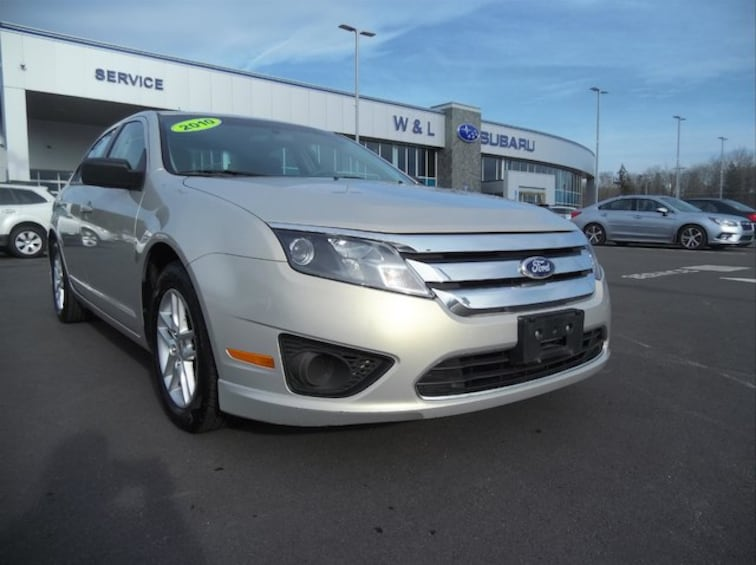 Used 2010 Ford Fusion S Sedan for sale in Northumberland, PA
