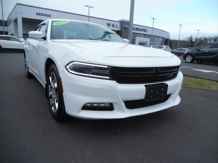 Used 2016 Dodge Charger Sxt Awd For Sale In Northumberland Pa