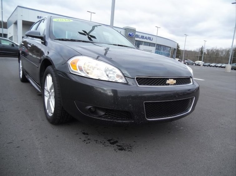 Used 2014 Chevrolet Impala Limited LTZ Sedan for sale in Northumberland, PA