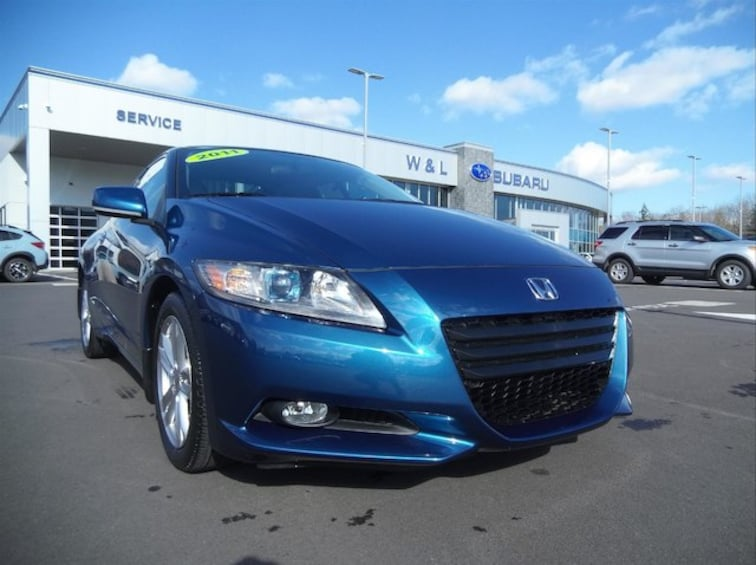 Used 2011 Honda CR-Z Hatchback for sale in Northumberland, PA