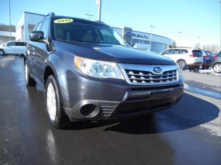 Used 2012 Subaru Forester 2.5X Premium SUV for sale in Northumberland, PA
