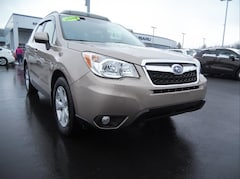 Certified Pre-Owned 2015 Subaru Forester 2.5i Limited W/Nav SUV 16840A in Northumberland, PA