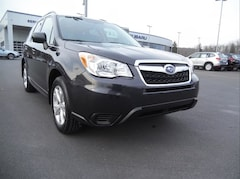 Certified Pre-Owned 2016 Subaru Forester 2.5i Premium W/All Weather Pkg SUV 16918A in Northumberland, PA