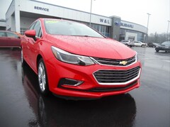 Used 2018 Chevrolet Cruze Premier Auto Hatchback in Northumberland, PA