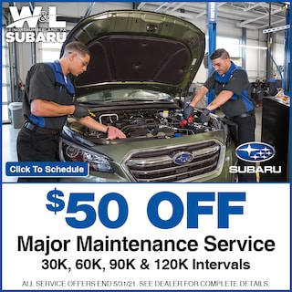 $50 Off Major Maintenance
