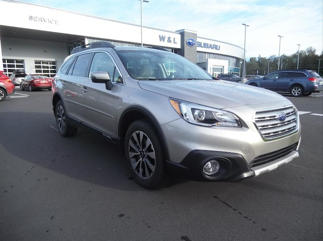 2017 Subaru Outback Limited W/Eyesight/Nav SUV