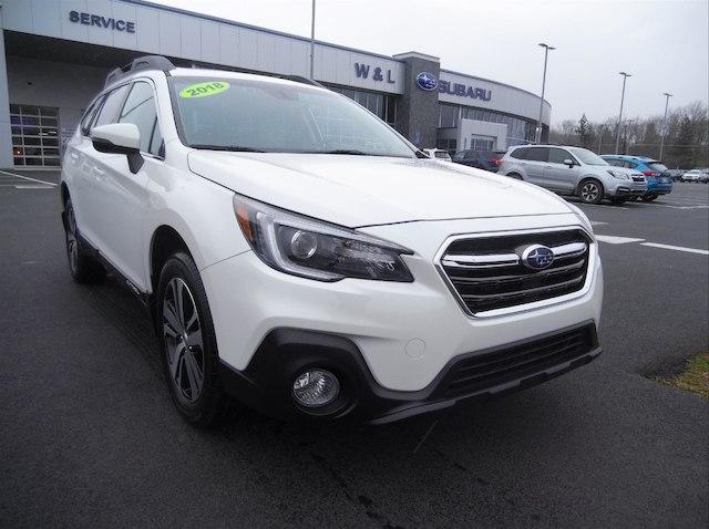 2018 Subaru Outback 2.5i Limited W/Eyesight/Nav/HBA +++ SUV