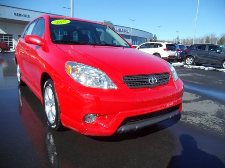 Used 2007 Toyota Matrix Hatchback for sale in Northumberland, PA