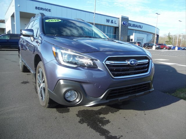2018 Subaru Outback 2.5i Limited W/Nav/Eyesight/RAB/HBA/LED SUV