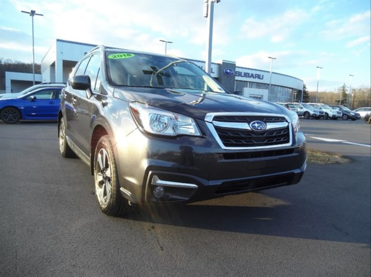 Used 2018 Subaru Forester 2.5i Premium W/Eyesight/AWP/++ SUV for sale in Northumberland, PA