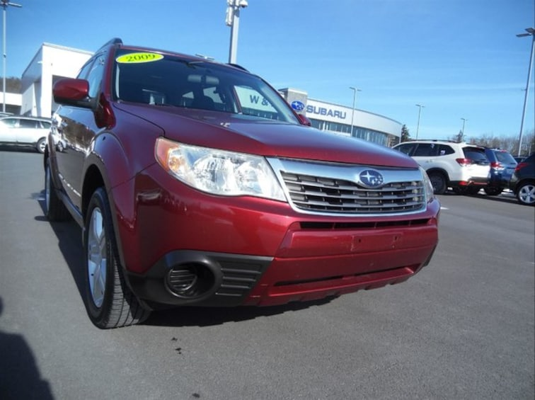 Used 2009 Subaru Forester 2.5 X w/Premium & All Weather Pkg SUV for sale in Northumberland, PA