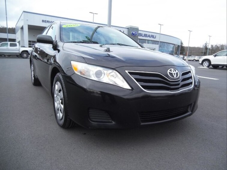 Used 2010 Toyota Camry Sedan for sale in Northumberland, PA