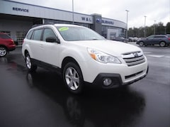 Certified Pre-Owned 2014 Subaru Outback 2.5i W/Alloy Wheel Pkg SUV 16195B in Northumberland, PA