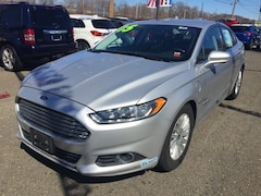 Used 2015 Ford Fusion Energi SE Luxury Sedan 3FA6P0PUXFR272763 for sale in Long Island at Wantagh Mitsubishi