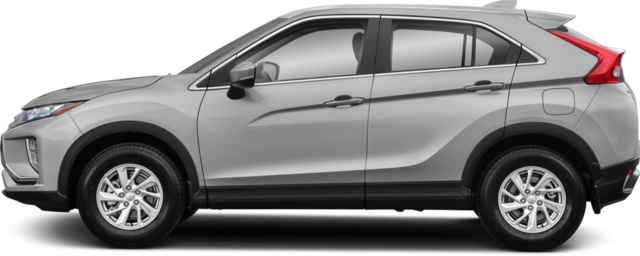 2019 Mitsubishi Eclipse Cross Side View