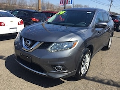 Used 2014 Nissan Rogue S AWD SUV 5N1AT2MV5EC808147 for sale in Long Island at Wantagh Mitsubishi