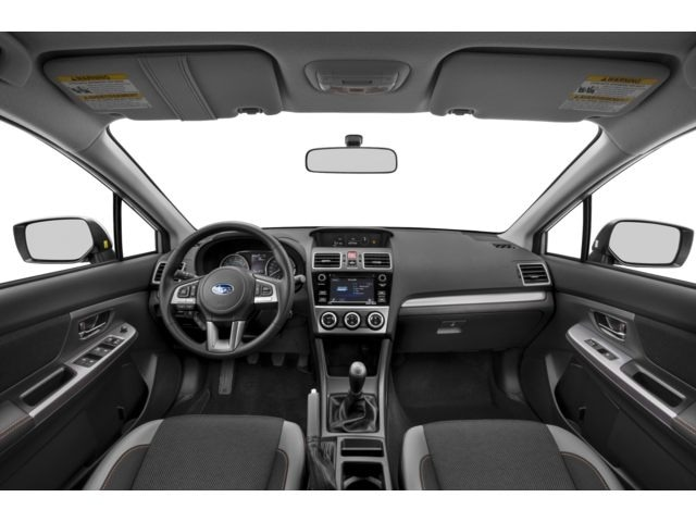 2017 Subaru Crosstrek Interior