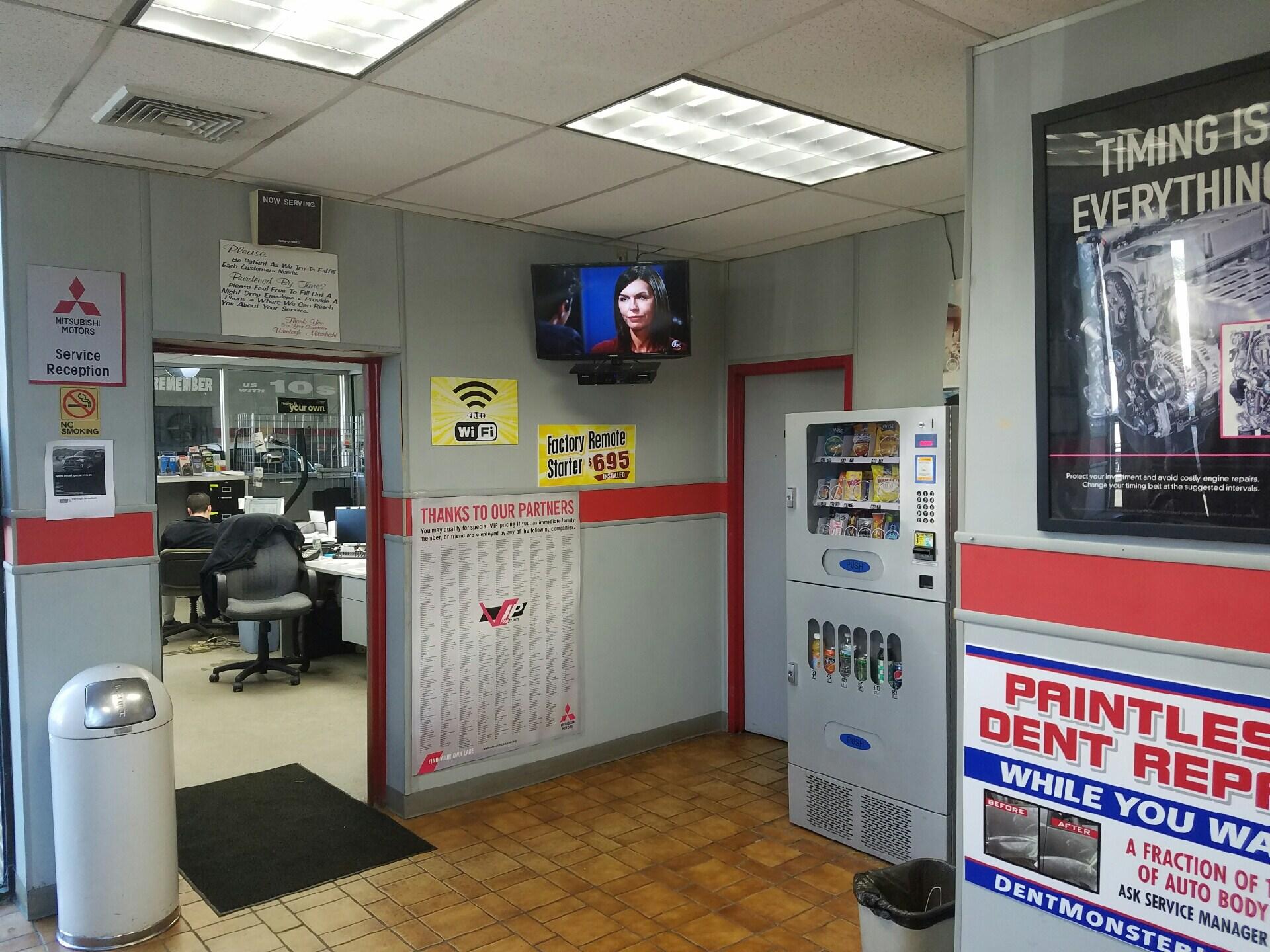 Auto Repair | Wantagh Mitsubishi Service Center | Long Island