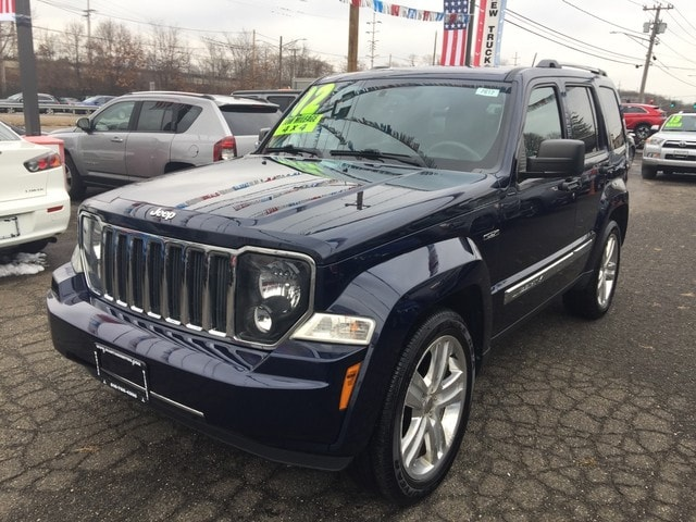 2012 Jeep Liberty Limited Jet Edition 4x4 SUV
