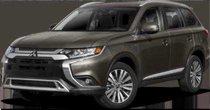 <b>2019 Mitsubishi Outlander SEL 2.4 and SEL 2.4 S-AWC</b>