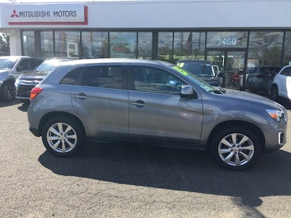 Used 2015 Mitsubishi Outlander Sport SE SUV for Sale in Long Island Near  Massapequa & Smithtown 7669