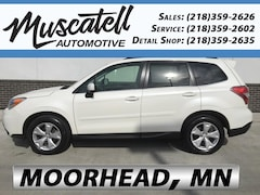 Certified Pre-Owned 2016 Subaru Forester 2.5i Limited SUV for Sale in Moorhead, MN
