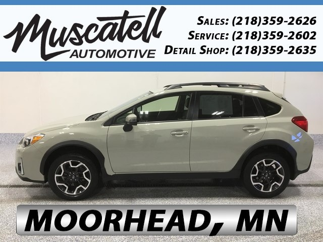 Used 2016 Subaru Crosstrek SUV 2 0i Limited Desert Khaki For Sale in  Moorhead MN | Stock:S04757A
