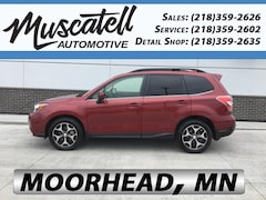 Used 2016 Subaru Forester 2.0XT Premium SUV JF2SJGDC1GH463717 for sale in Moorhead, MN at Muscatell Subaru