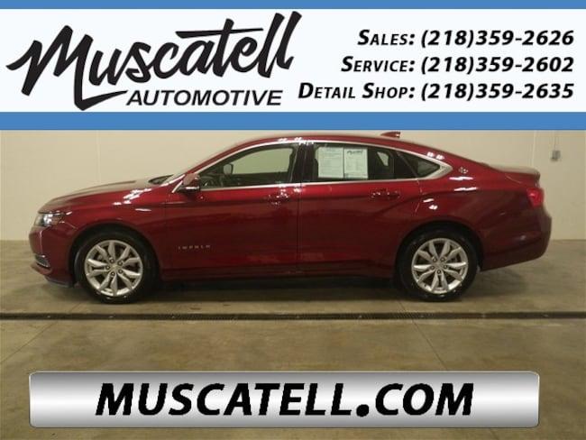 2017 Chevrolet Impala LT w/1LT Sedan