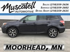 Used 2014 Subaru Forester 2.0XT Premium SUV JF2SJGDC3EH529360 for sale in Moorhead, MN at Muscatell Subaru