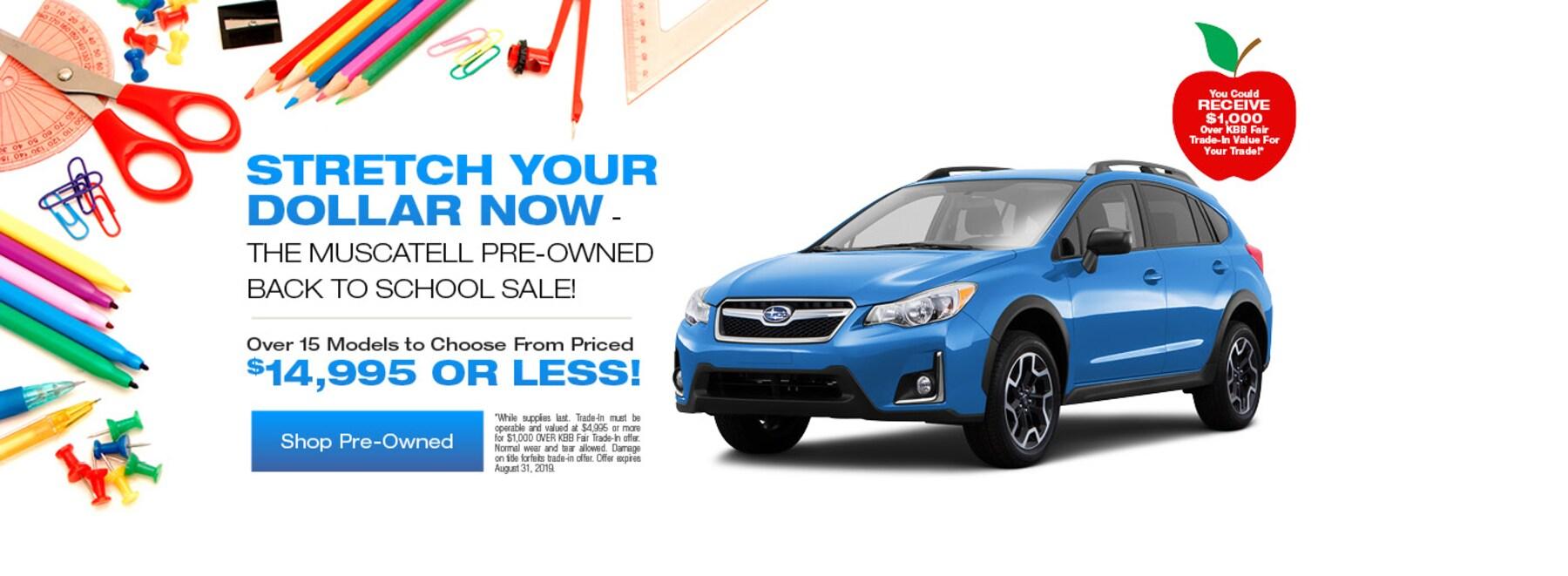 New Used Subaru Dealer In Moorhead Mn