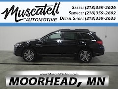 Used 2019 Subaru Outback 2.5i Limited SUV 4S4BSANC6K3211096 for sale in Moorhead, MN at Muscatell Subaru