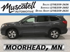 Used 2019 Subaru Ascent Premium 8-Passenger SUV for sale in Moorhead, MN at Muscatell Subaru