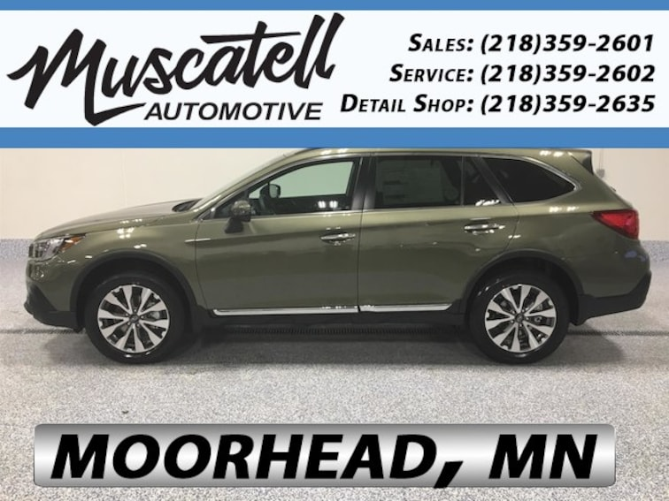 New 2019 Subaru Outback 3.6R Touring SUV for sale in Moorhead, MN at Muscatell Subaru