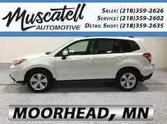 Used 2015 Subaru Forester 2.5i Limited SUV for sale in Moorhead, MN at Muscatell Subaru