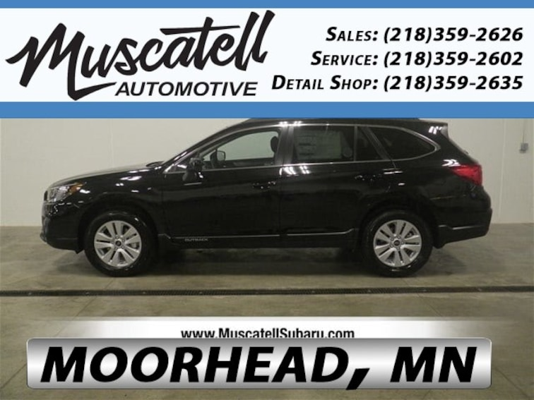 Used 2019 Subaru Outback 2.5i Premium SUV 4S4BSAFC3K3212012 for sale in Moorhead, MN at Muscatell Subaru