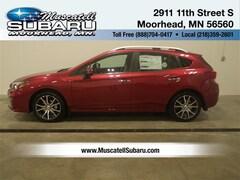 New 2019 Subaru Impreza 2.0i Limited 5-door 4S3GTAT63K3700849 for sale in Moorhead, MN