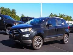 2018 Ford EcoSport Titanium AWD Titanium  Crossover