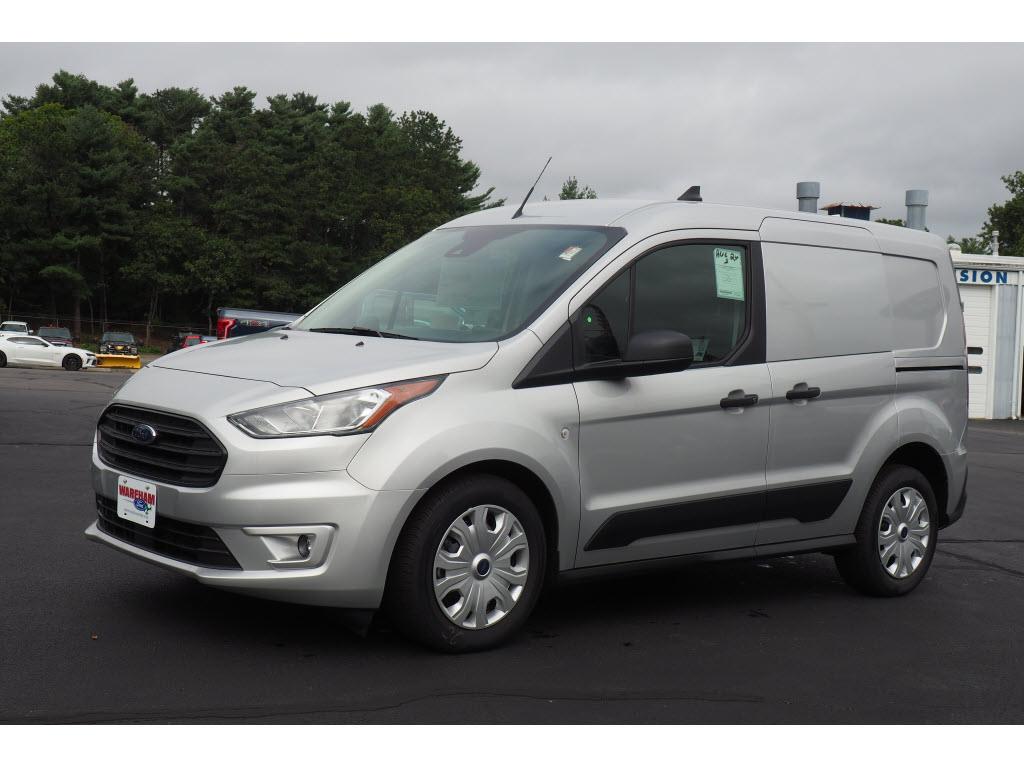 2019 Ford Transit Connect Cargo XLT XLT  SWB Cargo Mini-Van w/Rear Cargo Doors