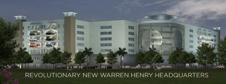 Warren Henry Auto Group Miami