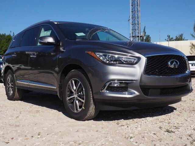 New 2019 INFINITI QX60 LUXE SUV Miami