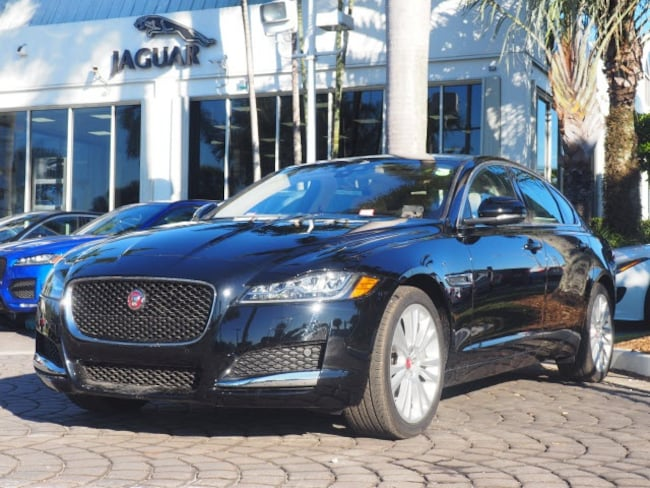 2019 Jaguar XF 25t Premium Sedan