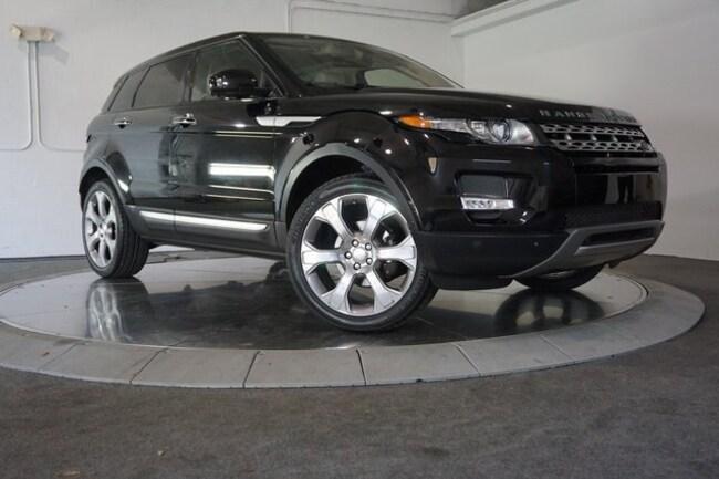 2015 Land Rover Range Rover Evoque Prestige SUV