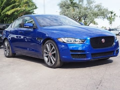 New 2019 Jaguar XE 25t Prestige Sedan Miami
